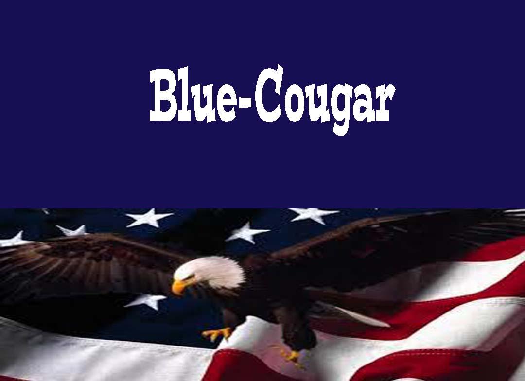 Blue-Cougar