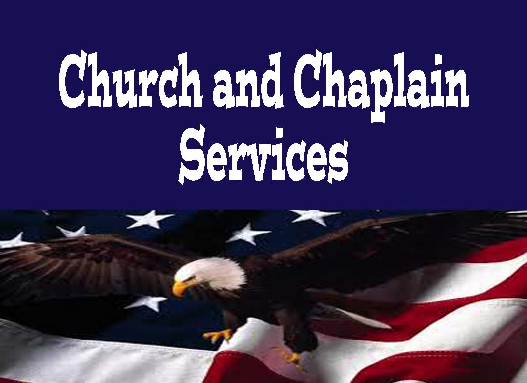 Chaplain and Church